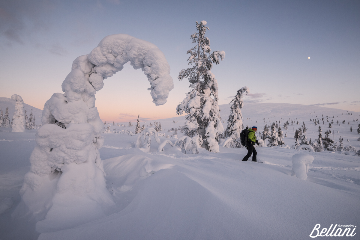 Exploration of the photographer FINLAND