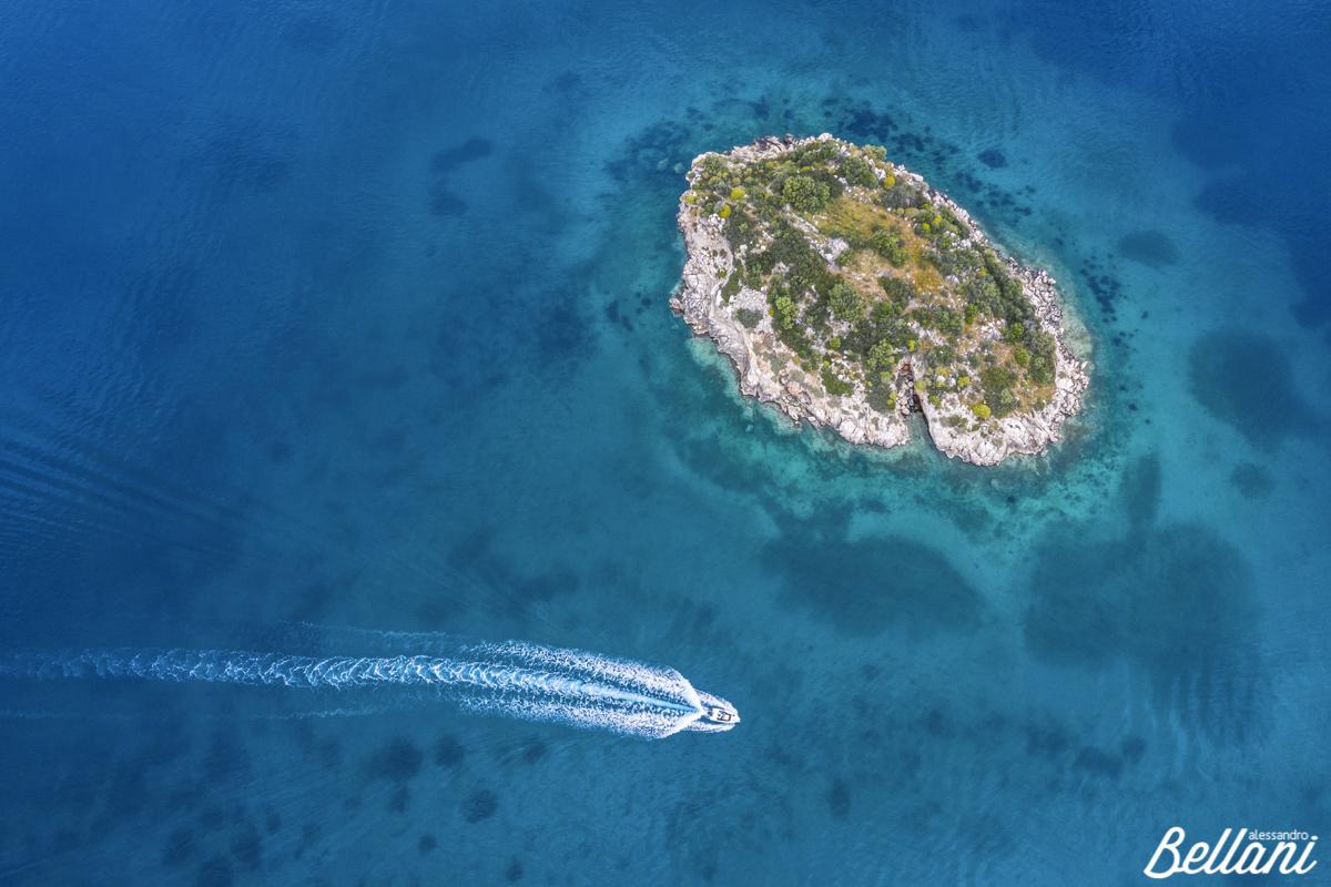 Island of Καραθώνα GREECE