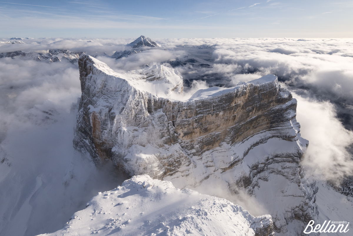 Monte Pelmo ITALY
