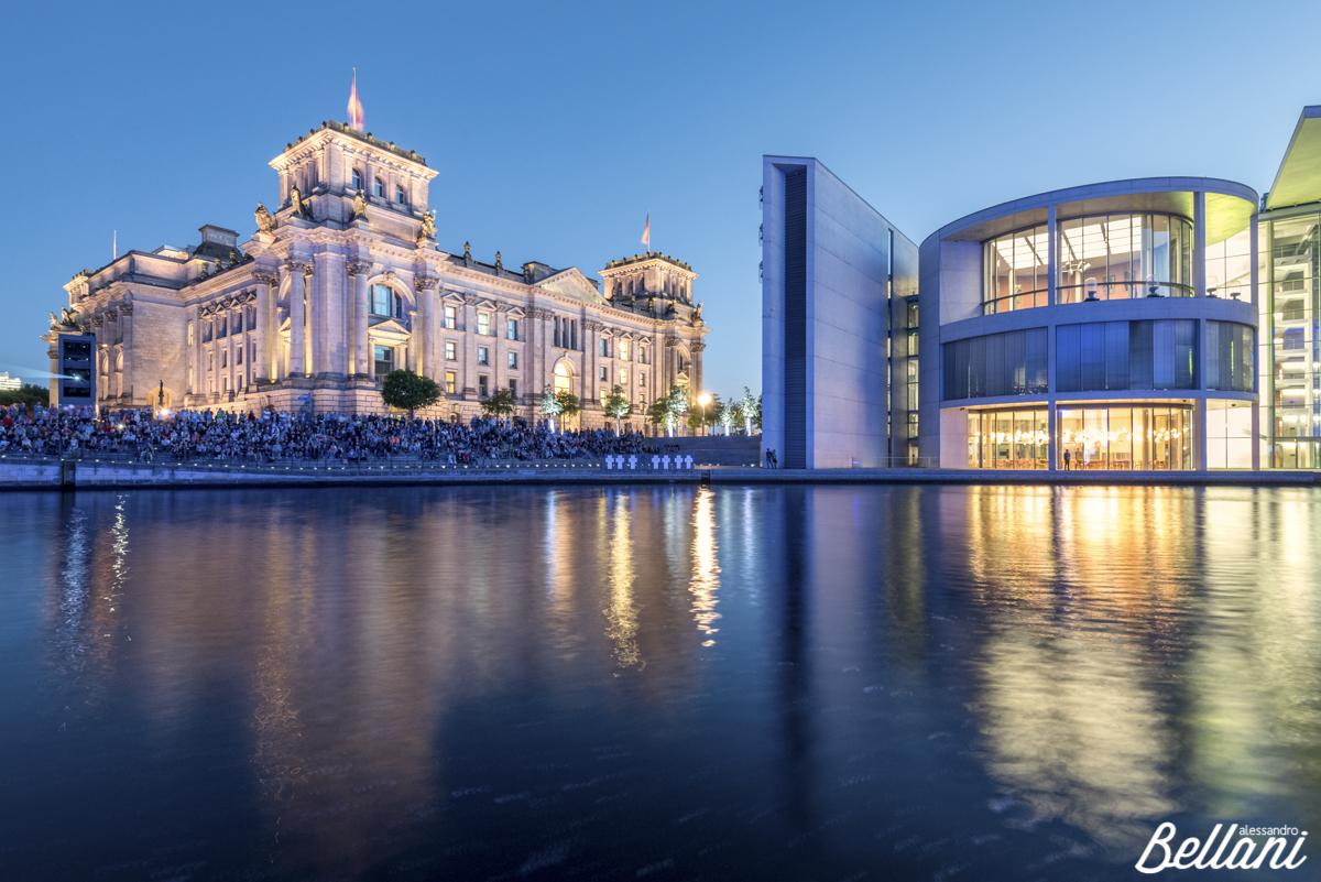 Parlament district BERLIN