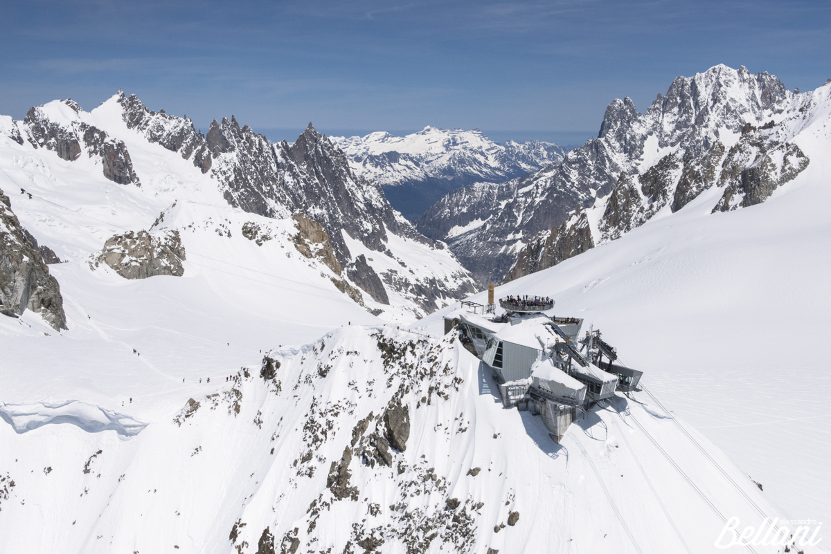The Skyway at Monte Bianco ITALY