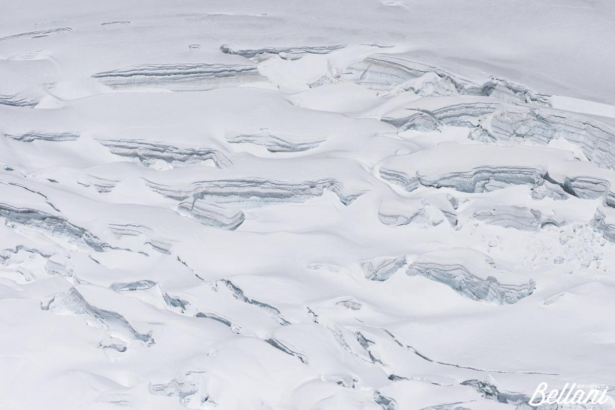 The glacier ITALY