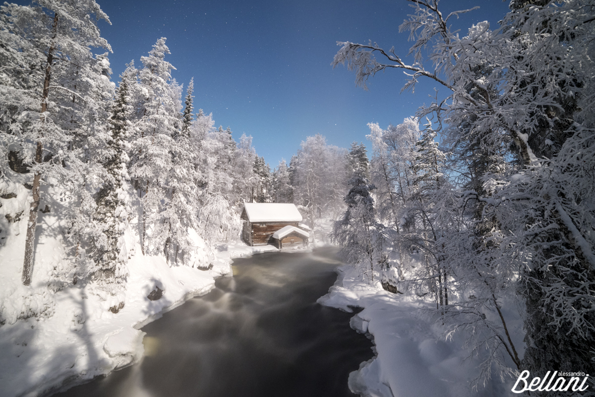 The mill in the woods NORWAY