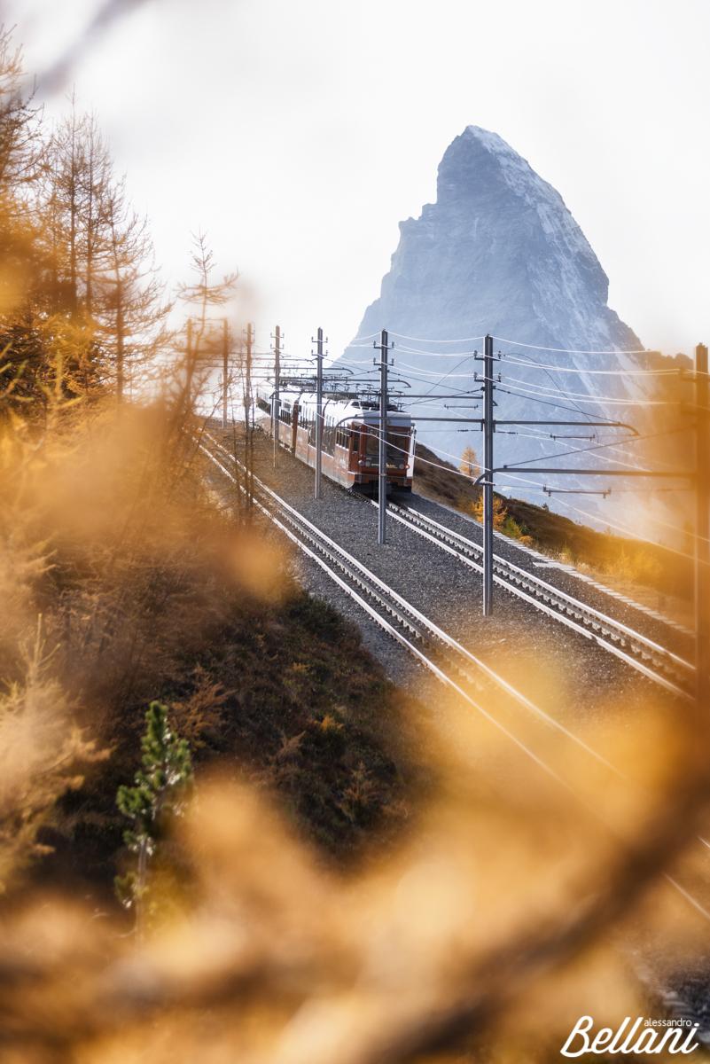 The train of Matterhorn